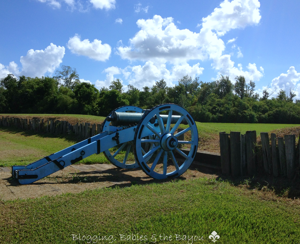 A Perfect History Lesson- Chalmette Battlefield #BayouTravel