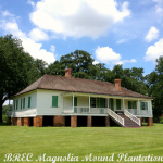 A Mound in La. History – Magnolia Mound Plantation #BayouTravel
