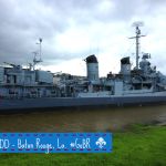 Exploring the USS KIDD – Baton Rouge Louisiana #BayouTravel