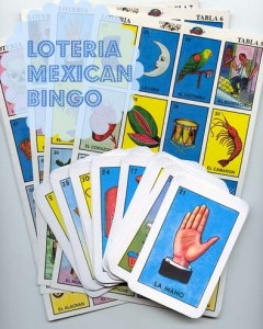 My Favorite Childhood Game – Loteria