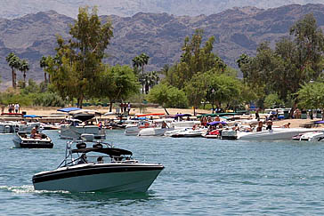 Lake Havasu State Park Arizona State Parks #BayouTravel