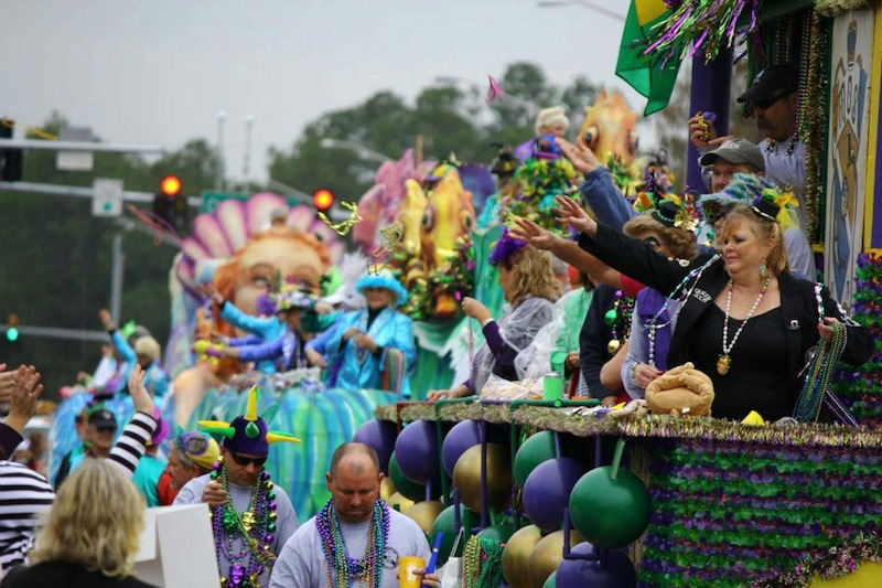 Mardi Gras Parades in the Gulf Coast - Alabama Gulf Coast