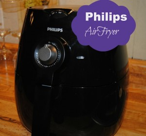Healthy Frying with Philips Airfryer