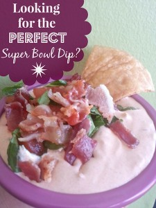 Big Game Menu Favorite: Spicy BLT Dip
