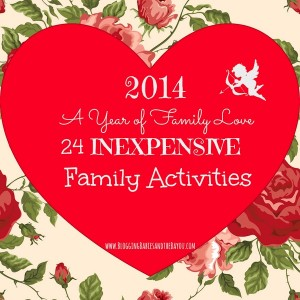 24 Inexpensive Family Activities