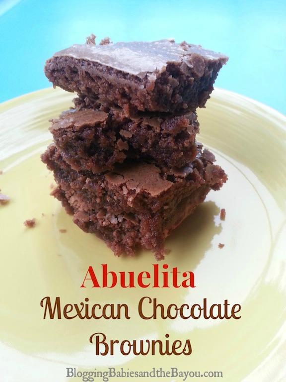 Abuelita Mexican Chocolate Brownies