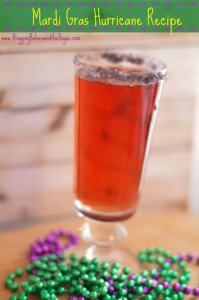 Mardi Gras Flavors – Traditional New Orleans Hurricane Recipe