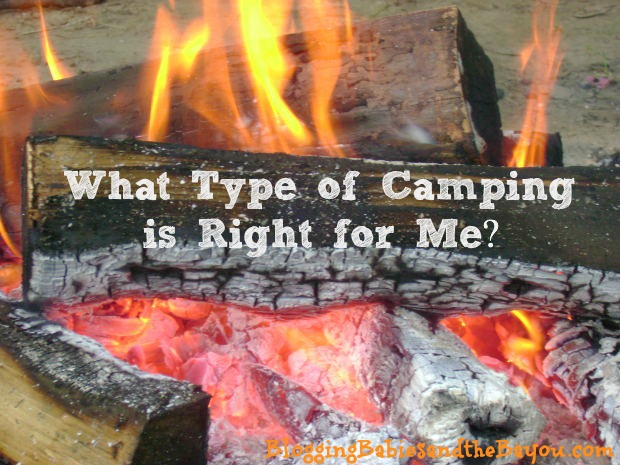 What type of camping is right for me Pros & Cons to Tent Camping versus RV Camping