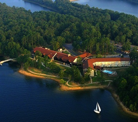 Arkansas State Parks : Degray Lake Resort State Park Lodge and Conference Center