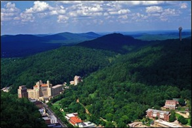 Arkansas State Parks- Hot Springs National Park