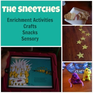 Dr. Seuss Birthday Celebration – The Sneetches Art Lessons