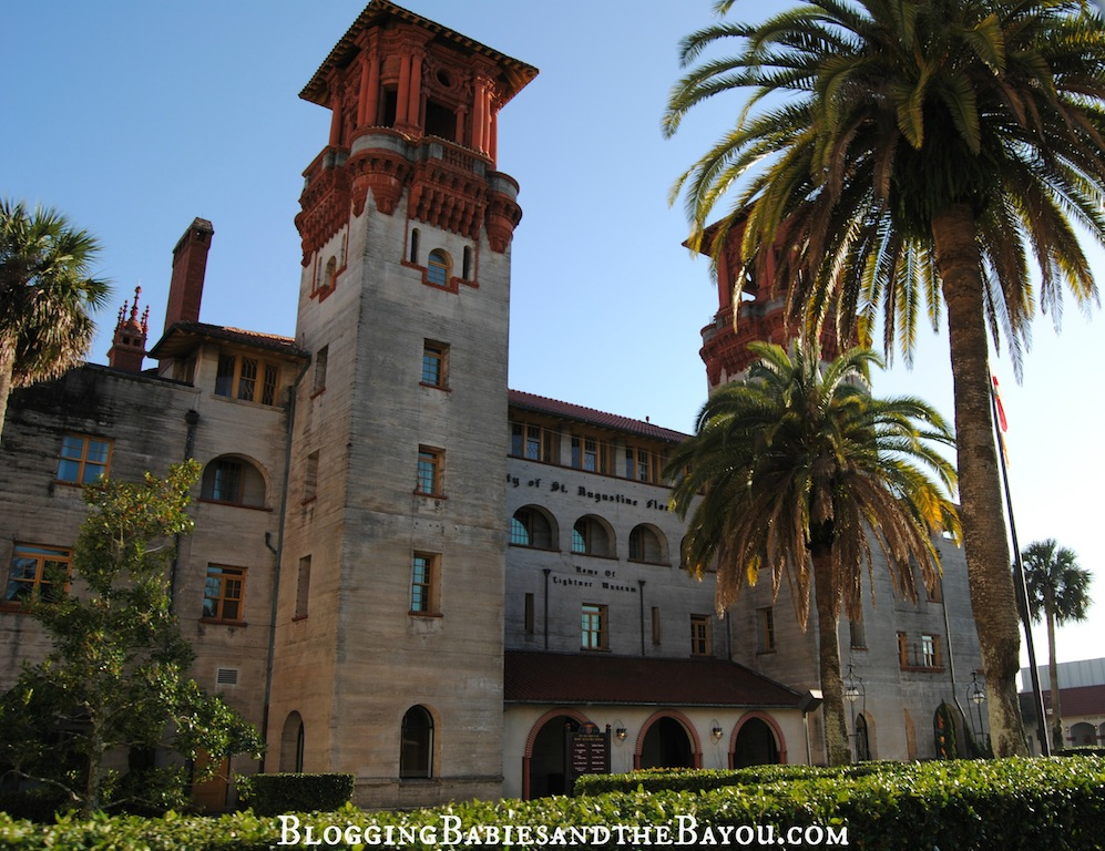 City of St. Augustine Florida - Lightner Museum #BayouTravel