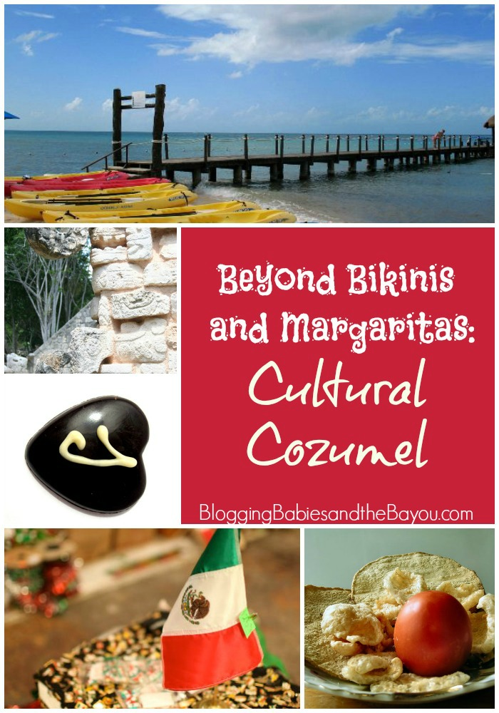 Cultural Cozumel  + A Free Cruise Printable #BayouTravel