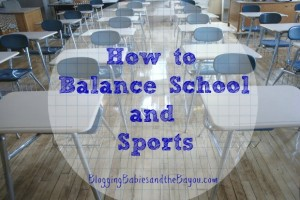 How to Balance School and Sports #BayouSports