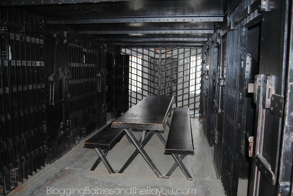 Original Historic Jail - St. Augustine Florida #BayouTravel