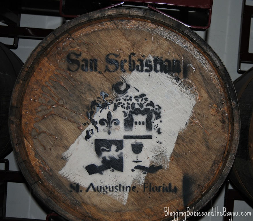 San Sebastian Winery - Local Attractions in St. Augustine Florida