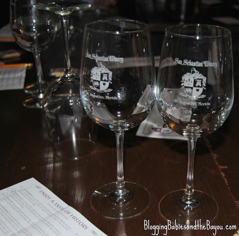 San Sebastian Winery - St. Augustine, Florida