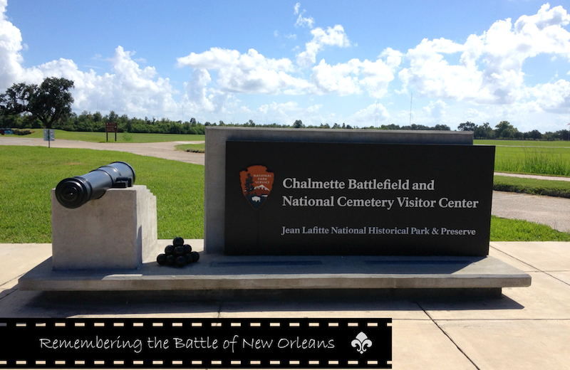 New Orleans Family Travel Guide - Chalmette Battlefield  #BayouTravel