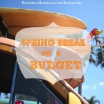 Spring Break on a BUDGET  BloggingBabiesandtheBayou.com Travel & Lifestyle Blogger