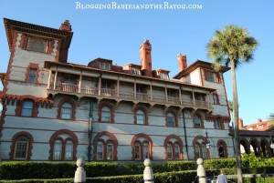 Wordless Wednesday – Historic Architectural Design –  St. Augustine Florida #BayouTravel