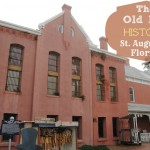 Wordless Wednesday – The Old Jail in Historic St. Augustine Florida #BayouTravel