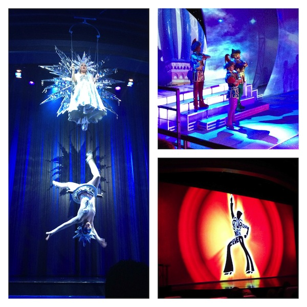 Adult Evening Entertainment aboard Royal Caribbean Liberty of the Seas #SeastheDay
