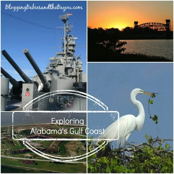 Exploring Alabama Gulf Coast - Beach Travel meets History Lesson #BayouTravel
