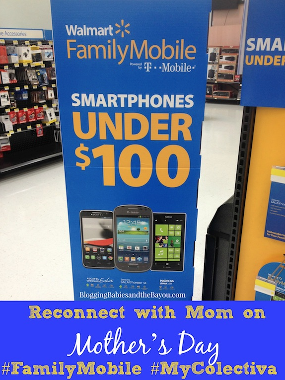 Walmart Family Mobile Plan Smartphones under $100 #FamilyMobile #MyColectiva #Shop #Ad