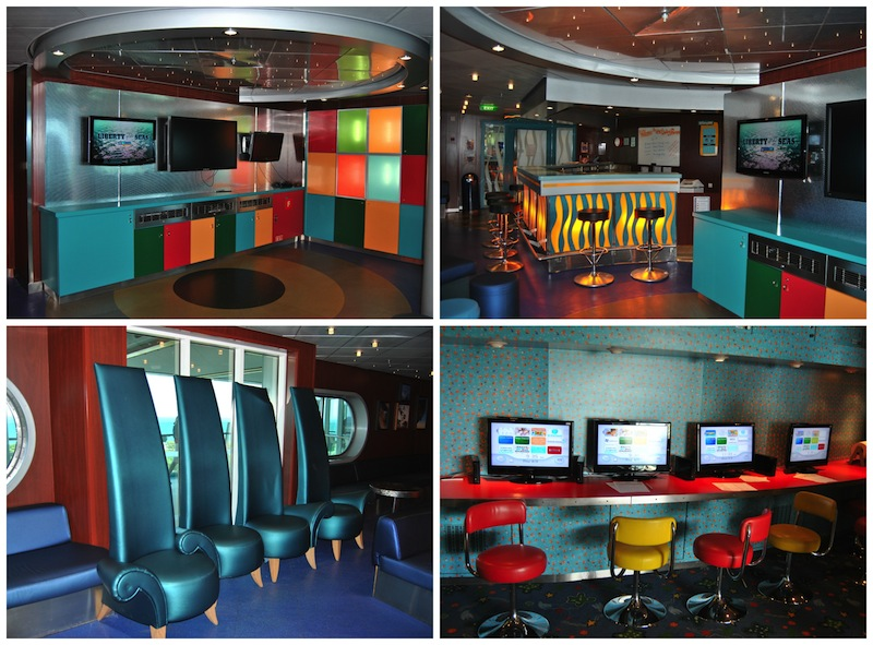 Teen Entertainment Aboard Royal Caribbean Liberty of the Seas #SeastheDay