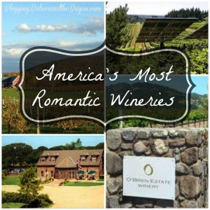 America's Most Romantic Wineries #BayouTravel