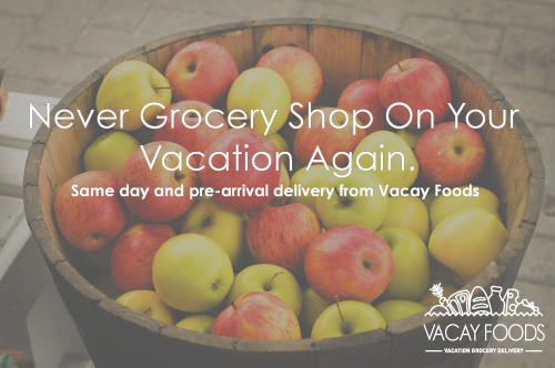 Vacay Foods- Fla. Emerlad Coast Vacation Grocery Delivery in Destin, FL #BayouTravel