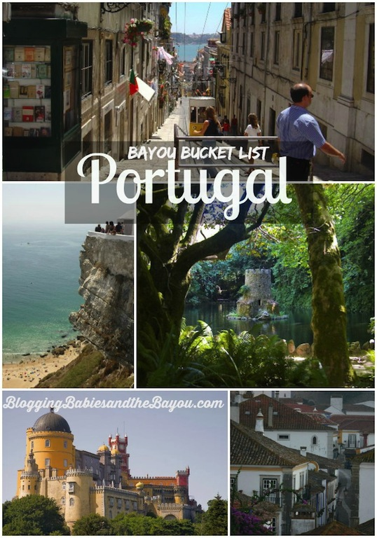 Bayou Bucket Travel List Portugal #BayouTravel