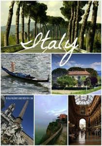Adding Italy to Your Travel bucket List ~> Bayou Travel Bucket List #BayouTravel