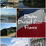 Bayou Travel Bucket List- France #BayouTravel