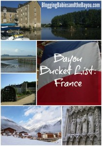 Traveling to France? Here's why you should Bayou!  Travel Bucket List #BayouTravel