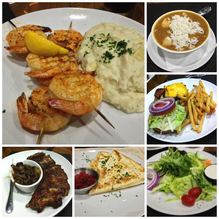 Cayman Grill- Dining Options Orange Beach Gulf Shores, Alabama