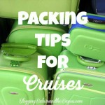 Cruise Tips and tricks Packing Tips #BayouTravel