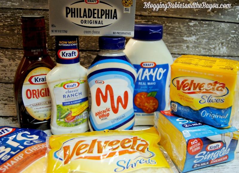 Kraft Products for your Favorite Cheeseburger #SayCheeseburger #cbias #CollectiveBias  #shop