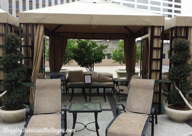 Relax and enjoy the treatment at  The Roosevelt Rooftop Pool & Waldorf Astoria Spa