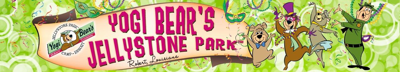 Yogi Bear's Jellystone Park Robert Louisiana #CampwithYogi #BayouTravel #client