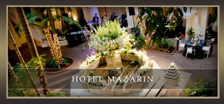 La Louisiane at the Hotel Mazarin - New Orleans Hotel Collection #NOWFE