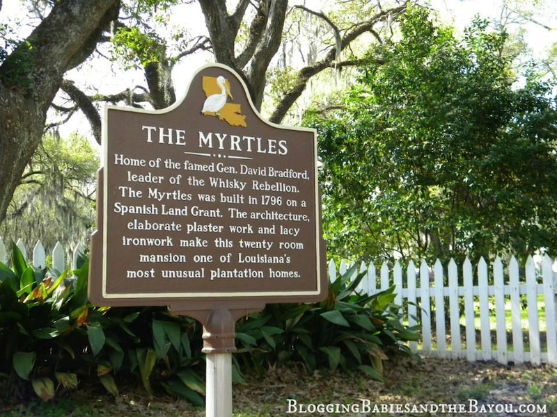 The Myrtles - Louisiana Most Unusual Plantation Homes - Haunted Homes in America #BayouTravel