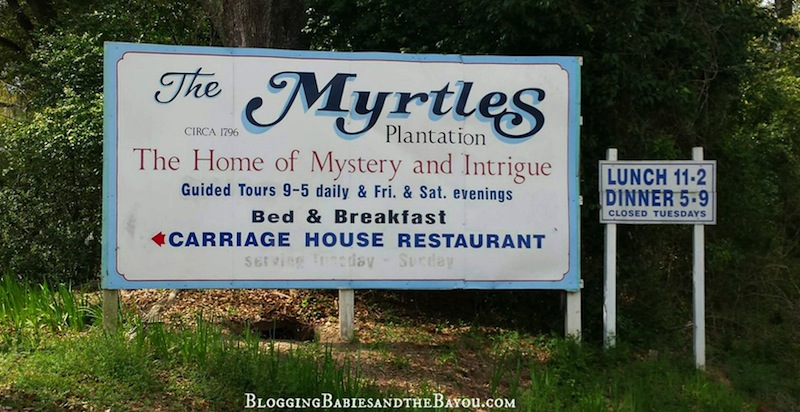The Myrtles Plantation - Home of Mystery & Intrigue - Americas Most Haunted Home  #BayouTravel