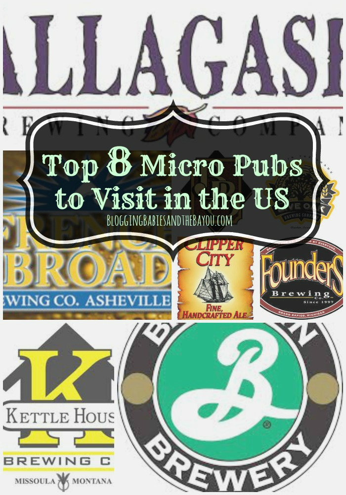 Top 8 Micro Pubs to Visit in the U.S