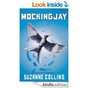 MockingJay by Suzanne Collins - Top Summer Reads for Teens