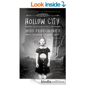 Hallow City - The Second Novel to Miss Peregrine's | Top Summer Reads for Teens