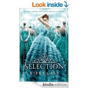 The Selection by Kiera Cass - Top Summer Reads for Teens