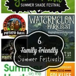 Family Travel: Six Summer Festival to Attend with Kids #BayouTravel