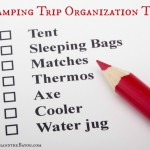 Planning an Upcoming Camping Trip? Camping Trip Organization Tips #BayouTravel