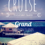 Cruise Excursion Guide: A Day at Grand Cayman Island #BayouTravel